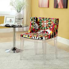 philippe style mademoiselle moschino chair (multiple colors