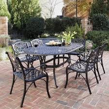 wrought iron patio furniture iron patio table