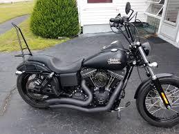 Dyna Street Bob Solo Seat - Harley Davidson Forums