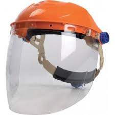 Face Shield With Visor