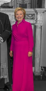Hillary Clinton Wore a Dress for the First Time During the.