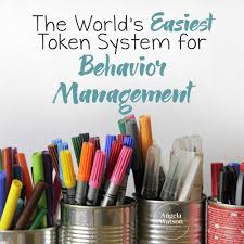 Token Reward System Chart The Worlds Easiest Token System For Behavior Management