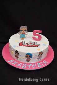 Children Girls Cakes 26 Heidelberg Cakes