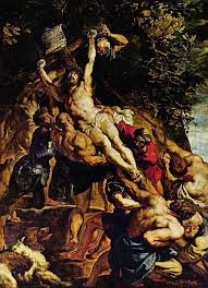 elevation of the cross by peter paul rubens cathedral of our lady antwerp