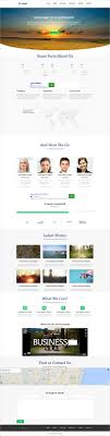one page website template 20 best premium one page website templates free premium templates