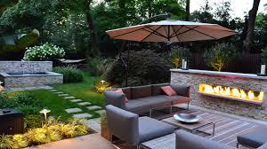 Landscape Ideas For Small Rectangular Backyard  The Garden Backyards Ideas Landscape