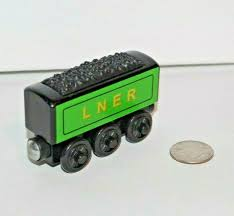 thomas friends wooden railway train tank flying scotsman lner tender only 2016