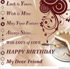 Happy Birthday Quotes For Friend Delectable Friends Happy Birthday Quotes Mastakillanet
