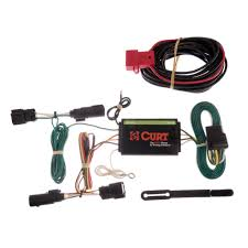 ford escape 2013 2016 wiring kit harness curt mfg 56164 also t curt t-connector vehicle wiring harness for factory ford escape 2013 2016 wiring kit harness curt mfg 56164 also t connector trailer