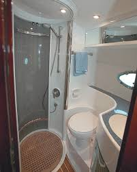 Tiny Bathrooms Designs Small Bathroom The Interior Is Small And Cozy Boat Interior Design