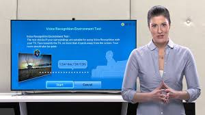 samsung tv voice control. voice control environment test - 2013 samsung smart tv tv