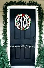 I Door Garland Front Amazing For Doors  Wonderful