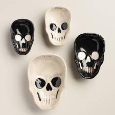 Decorative Measuring Spoons And Cups Skull Measuring Cups World Market