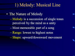 Think of the elements of music like the crucial elements of a car. The Elements Of Music 1 Melody 2 Rhythm 3 Harmony 4 Texture Ppt Video Online Download