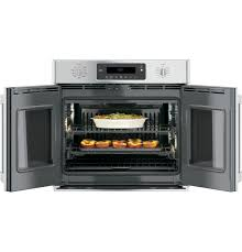 café cafe series 30 built in single electric convection wall oven silver ct9070shss best