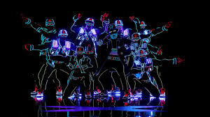 Dancers With Lights On America S Got Talent What Song Did Light Balance Dance To Cigit Karikaturize Com