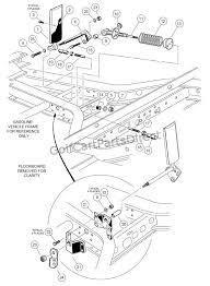 1998 1999 club car ds gas or electric club car parts accessories accelerator pedal elec