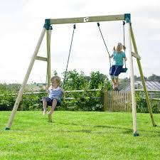 outdoor swing for kids designs