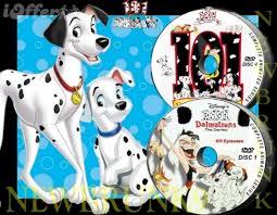 101 dalmatians dvd plete tv series animated