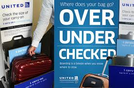 i woke up this morning to a story entitled united passenger records heated exchange with rude airline staff over carry on bag topping my airline travel