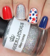 Happy Independence Day!: 4th of July Nail Art - Peachy Polish