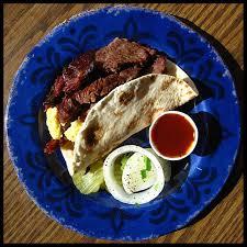 500 Tacos Bill Miller Bar B Q Fed Man Walking