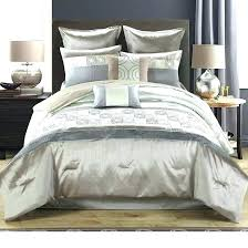 light gray duvet cover comforter set blue and sets