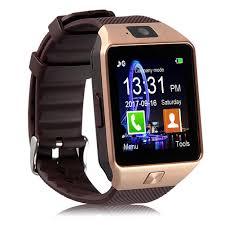 Đồng hồ thông minh Bluetooth DZ09 kèm camera và dây cáp cho Samsung , Nexus  , HTC , Sony , LG và Android - Đồng hồ thông minh Thương hiệu No Brand