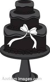 wedding cake clipart black and white. Fine Cake And Wedding Cake Clipart Black White C
