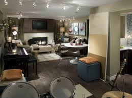 Unfinished Basement Man Cave Ideas Unique Cool Combined With Bewitching  Furniture And Accessories Smart Decor