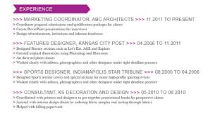 Cv For Interior Designer Fresher General Resume Summary Examples
