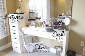 fullsize of appealing ikea makeup table pics makeup vanity ideas ikea micke desk makeup storage ikea
