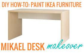 diy how to paint ikea furniture