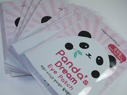 tony moly panda s dream eye patch