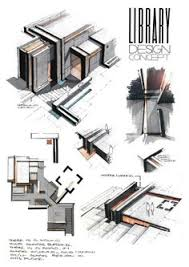 architecture design concept ideas. Perfect Design Concrete Enthralled And Fantastic Design Is Showed In The Images That Are  Presenting Work Of Anique Azhar The Idea Making A Library Concept  Inside Architecture Design Concept Ideas