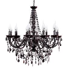 creative home design amusing cassie french provincial 12 arm black acrylic chandelier temple in amusing