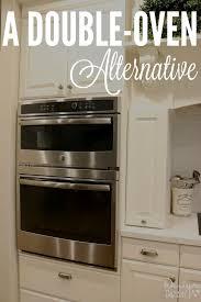 double oven microwave combo surprise convection alternative interior design 4