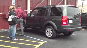 Customer review on 2005 land rover LR3 at the new jersey st - YouTube