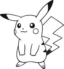 Tổng Hợp Bộ Tranh Tô Màu Pikachu Dễ Thương Mới Nhất