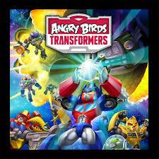 Музыка в Google Play – Винс Дикола: Angry Birds <b>Transformers</b> ...