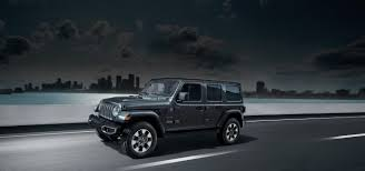 2019 Jeep Wrangler Rugged Exterior Features