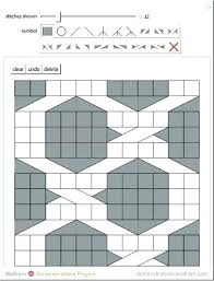 Free Knitting Graph Paper Knitting Chart Or Graph Paper