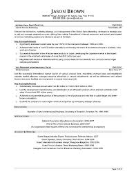 Epic Sales Marketing Resume Format About Resume Format For Sales And