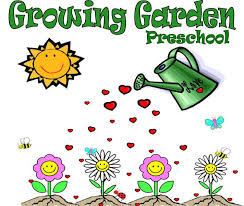 growing garden preschool