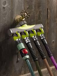 garden hose splitter. Garden Hose Splitter Turns One Spigot Into Four Taps! G