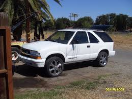 kjared2 1996 Chevrolet S10 Blazer Specs, Photos, Modification Info ...