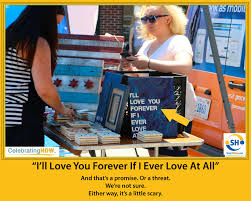 "I'll Love You Forever If I Ever Love At All"" SpiritHumor Custom Ill Love You Forever And Ever"