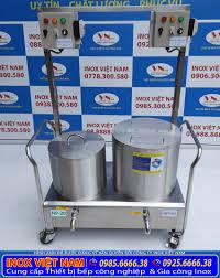 Bộ Nồi Nấu Phở Bằng Điện 20 - 60 Lít - Bếp Inox Việt Nam