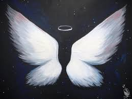how to paint angel wings teens and up