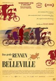 Triplets Of Belleville The Triplets Of Belleville Movie Poster 1 Of 3 Imp Awards